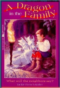 Dragon in the Family, Book 2 in the series (Cover via Amazon)